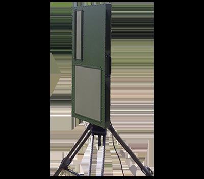M-LPP ground surveillance radar