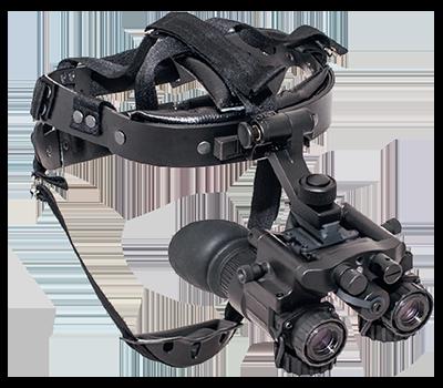 NVGA-X Helmet mounted night vision