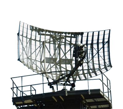 Primary surveillance radar