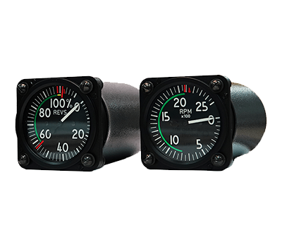 Remote Engine Speed-Indicator